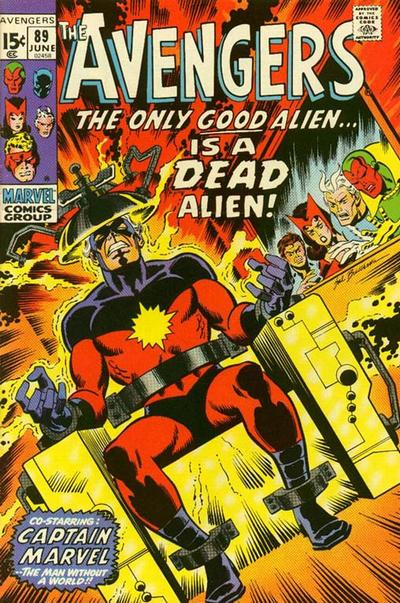 Avengers 89/Adams