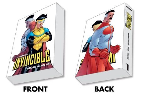 Invincible Omnibus/Cory Walker