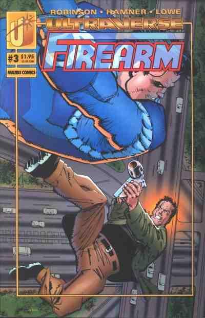 Firearm #3/ Howard Chaykin