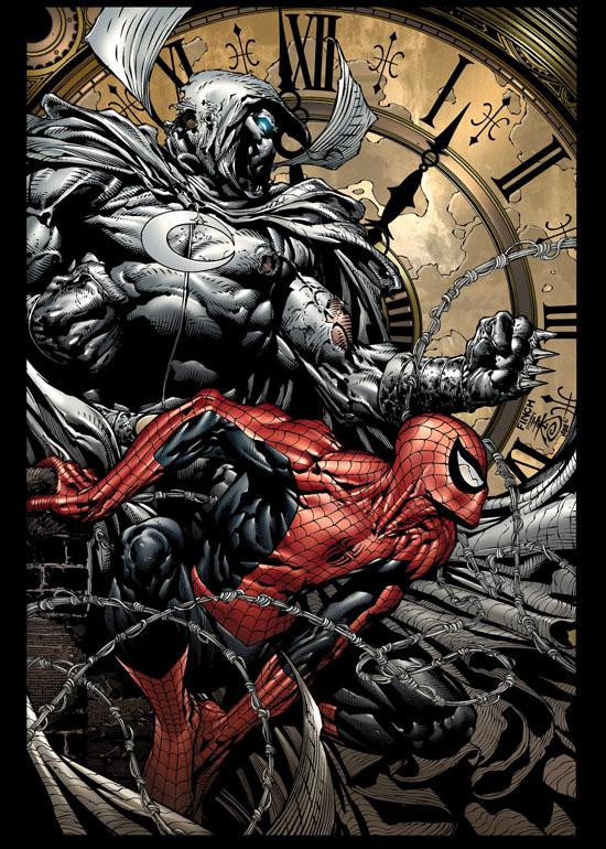 Despues del Caballero Luna…¿Amazing Spider-Man?