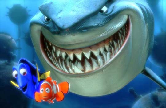 Buscando a Nemo/Pixar/Disney