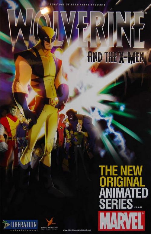 Wolverine y los Hombres X