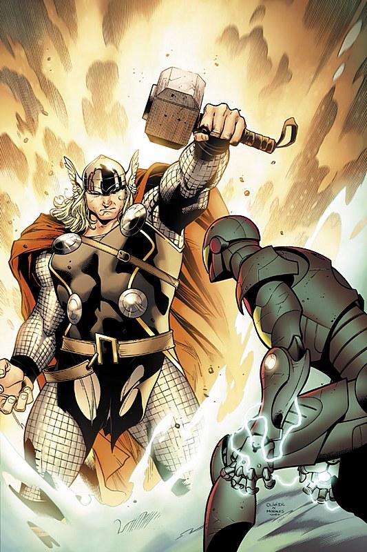 Thor #3 (Coipel/Marvel)