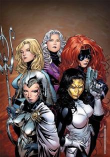 New Avenegrs: Illuminatti #4/ Jimmy Cheung/Marvel
