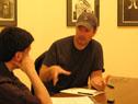 Entrevistando a Tim Sale