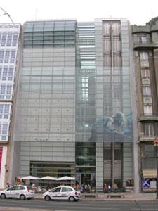 Edificio de Caixa Galicia