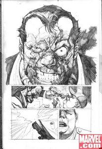 New Avengers #35/Leinil Francis Yu