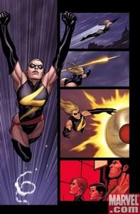 Mighty Avengers #5/ Frank Cho