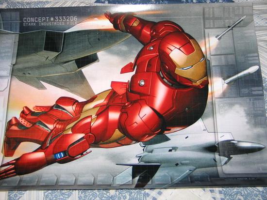 ZN Exposicin Negativa el Iron Man de Adi Granov Parte 1 de 2