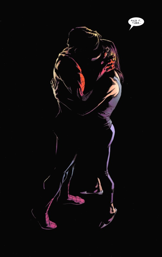 Imagen Amazing Spider-Man #545/Joe Quesada/Marvel