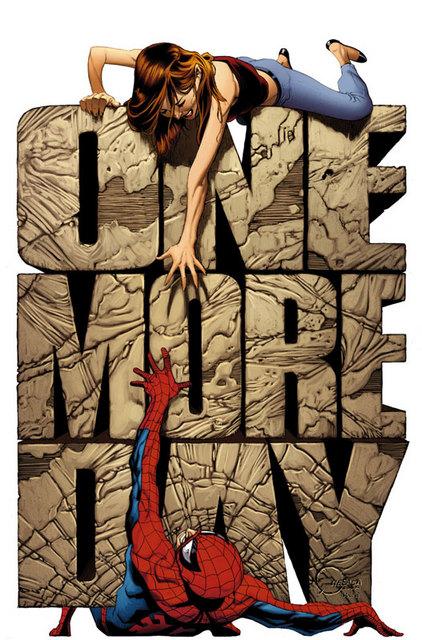 Imagen Amazing Spider-Man OMD/Quesada/Marvel