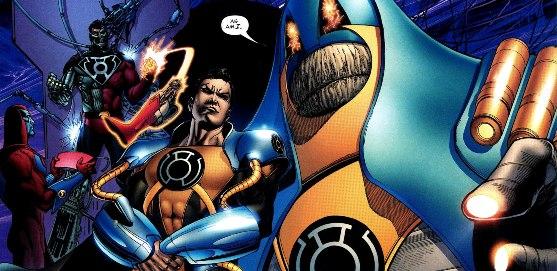 Sinestro Corps War, El Análisis global 0241