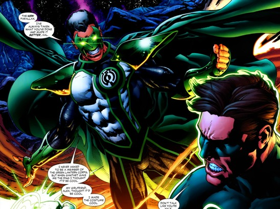 Sinestro Corps War, El Análisis global 0244