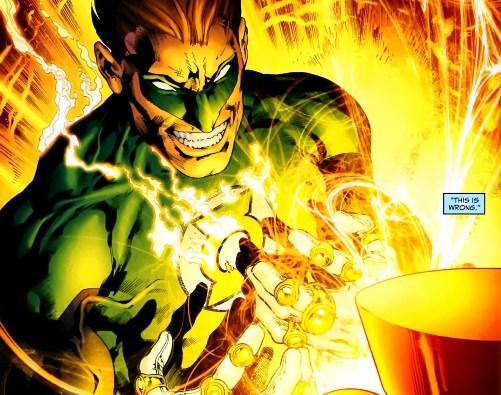 Sinestro Corps War, El Análisis global 0247