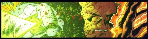 Sinestro Corps War, El Análisis global 0249