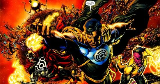 Sinestro Corps War, El Análisis global 0252