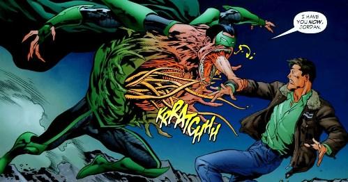 Sinestro Corps War, El Análisis global 0253