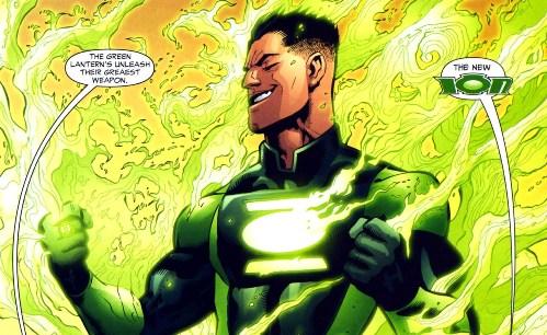 Sinestro Corps War, El Análisis global 0257