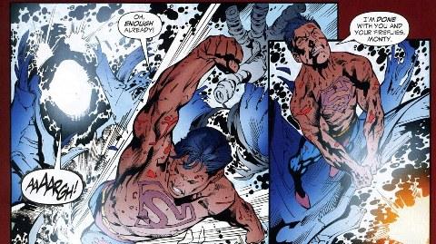 Sinestro Corps War, El Análisis global 0264