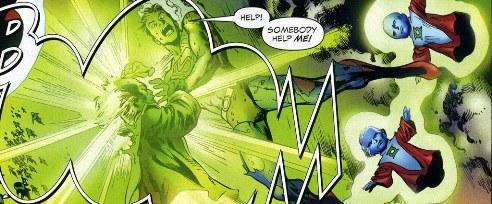 Sinestro Corps War, El Análisis global 0265