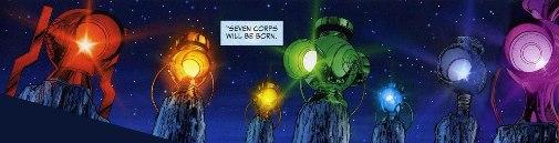 Sinestro Corps War, El Análisis global 0268