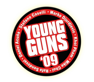 Young Guns Logo 2009