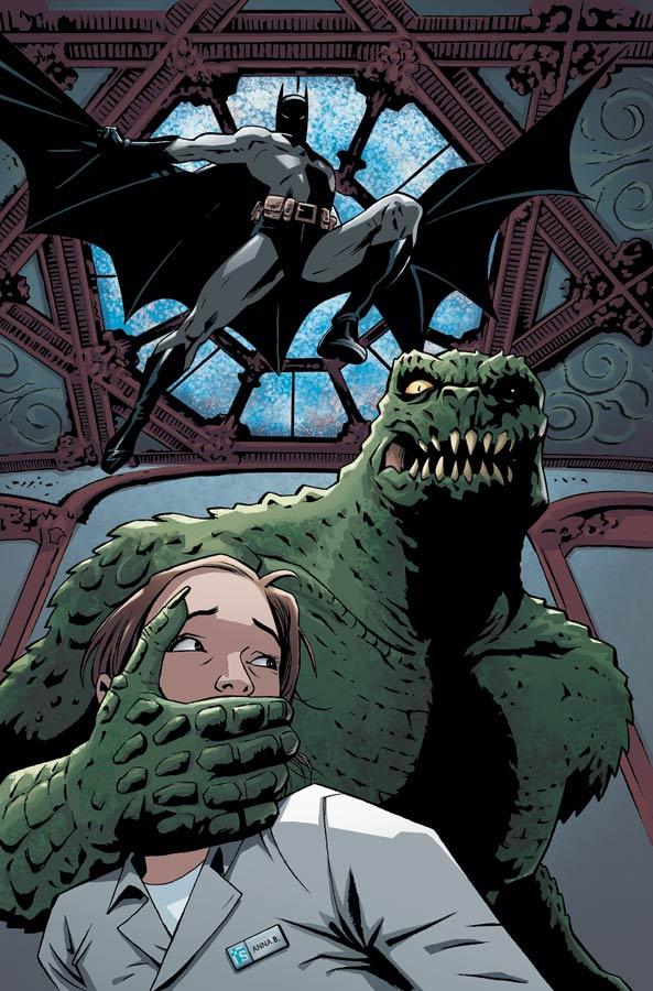 Batman in Barcelona: Dragon's Knight/Diego Olmos/DC Comics