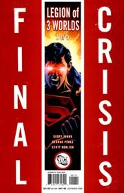 ¿Informe de Crisis?: Legion of 3 Worlds #1 2321