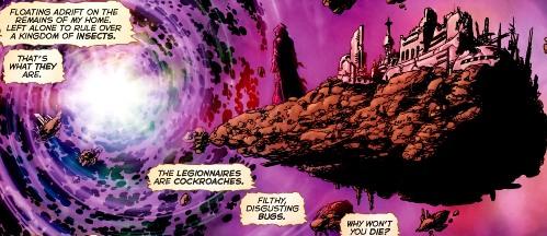 ¿Informe de Crisis?: Legion of 3 Worlds #1 2323