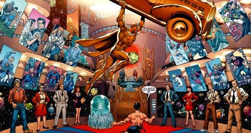 ¿Informe de Crisis?: Legion of 3 Worlds #1 2325