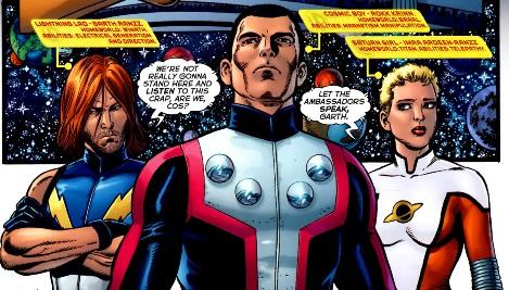 ¿Informe de Crisis?: Legion of 3 Worlds #1 2326