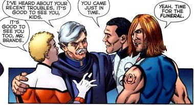 ¿Informe de Crisis?: Legion of 3 Worlds #1 2328