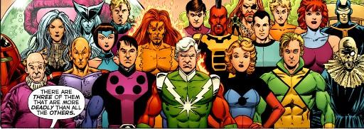 ¿Informe de Crisis?: Legion of 3 Worlds #1 2329