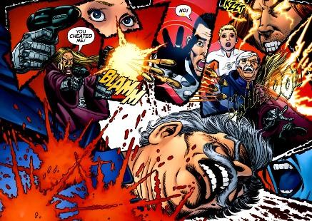 ¿Informe de Crisis?: Legion of 3 Worlds #1 2330