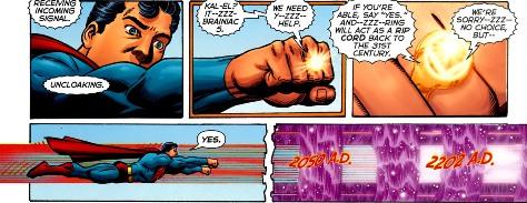 ¿Informe de Crisis?: Legion of 3 Worlds #1 2331