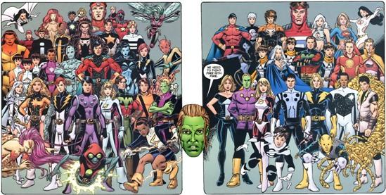 ¿Informe de Crisis?: Legion of 3 Worlds #1 2333