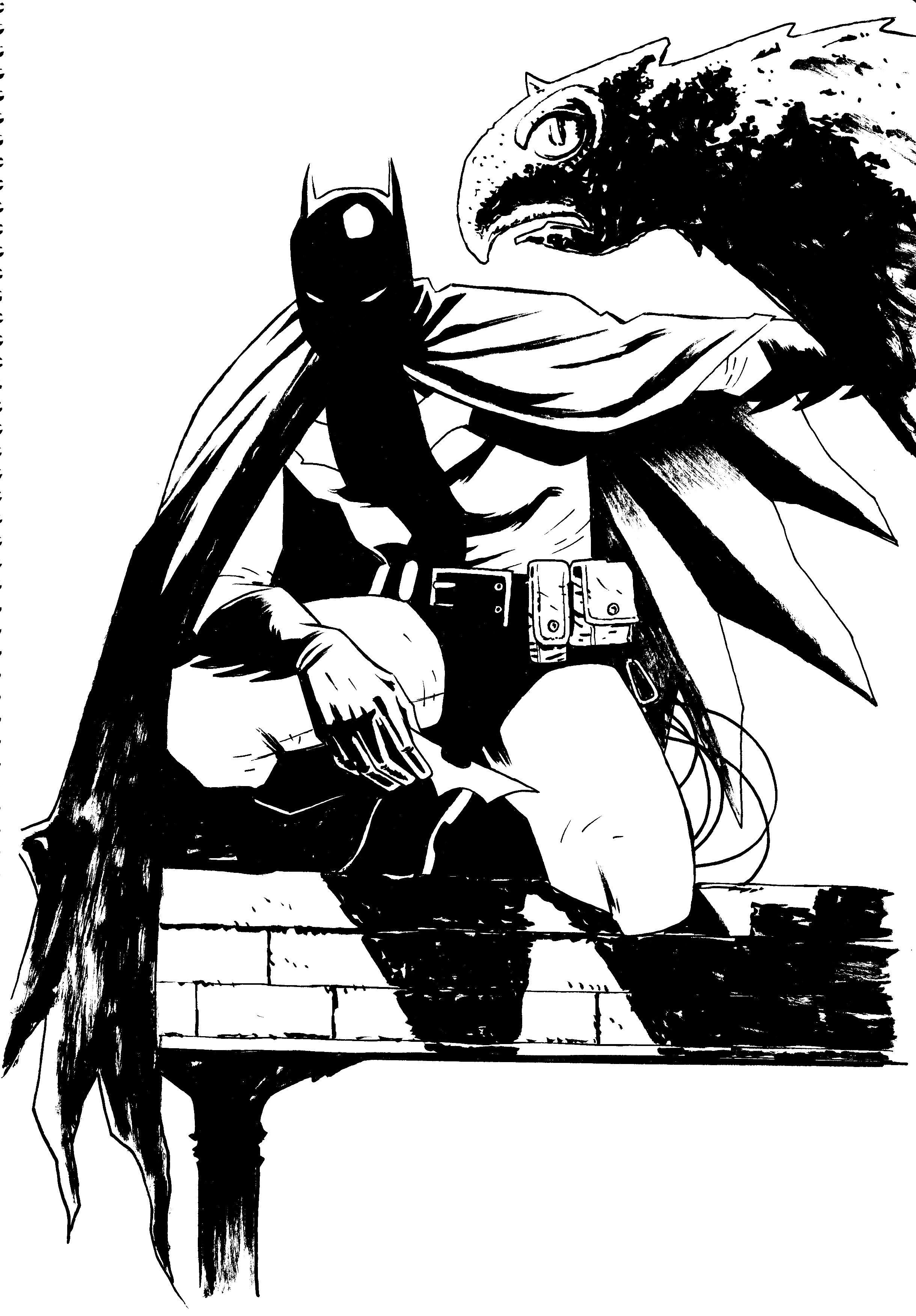 Batman en Barcelona: entrevista a los autores   Zona Negativa