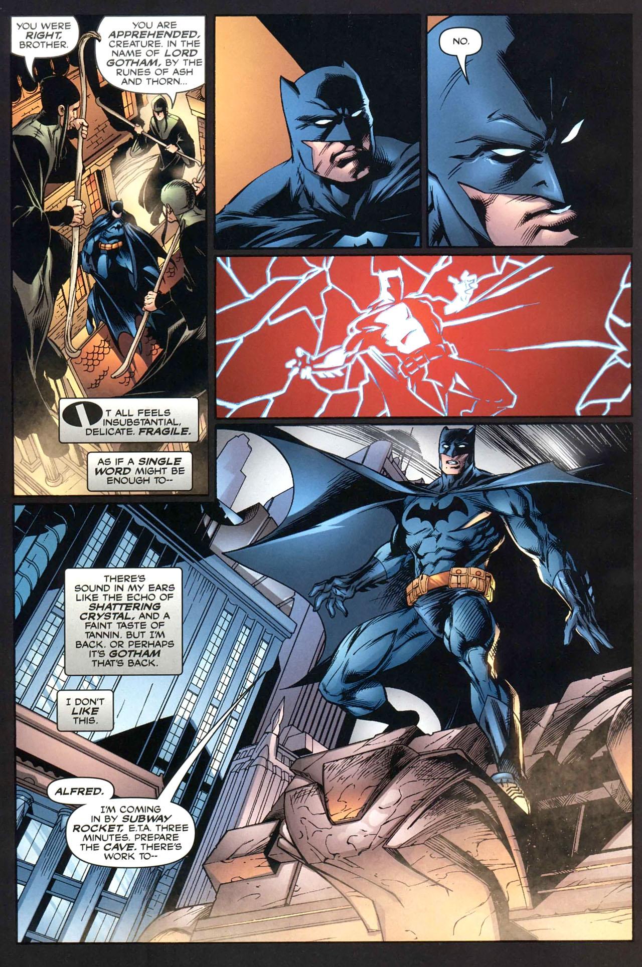 Mark Bagley habla sobre su nueva tarea en DC Batman  Zona Negativa