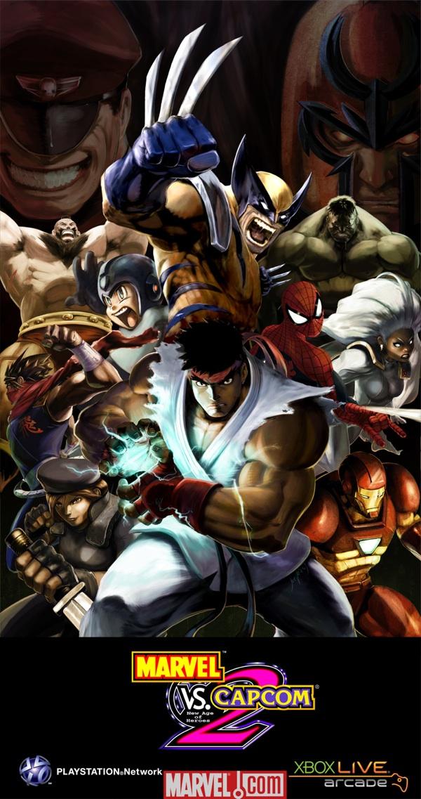 Marvel Vs Capcom 2- XBox360 y PS3 3106