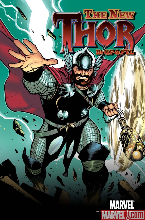 The New Thor/ R. Alburquerque /Marvel