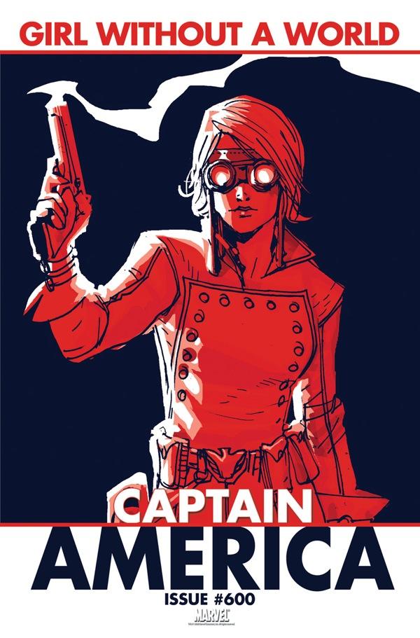 Captain America 3600 teaser