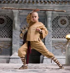Avatar, the last Airbender al cine 3909
