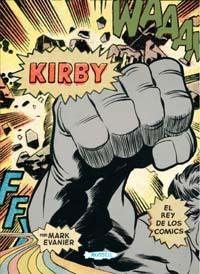 Kirby, el rey de los comics
