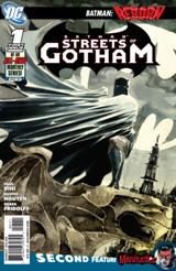 Un vistazo a las nuevas series de Batman 4605