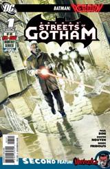 Un vistazo a las nuevas series de Batman 4607