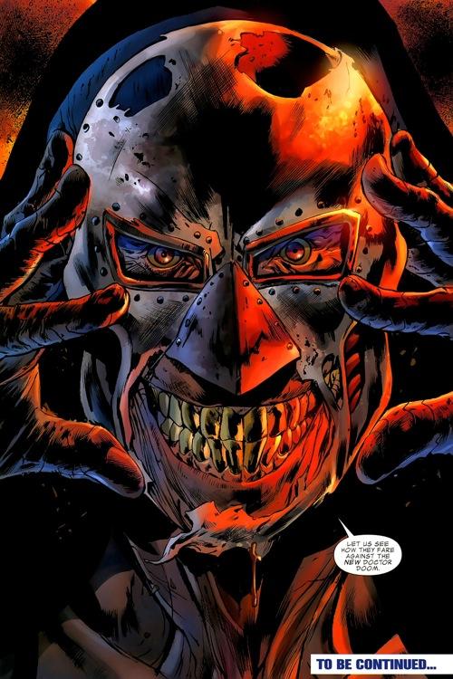 Nuevo Dr. Muerte..Ahora con mas dientes!