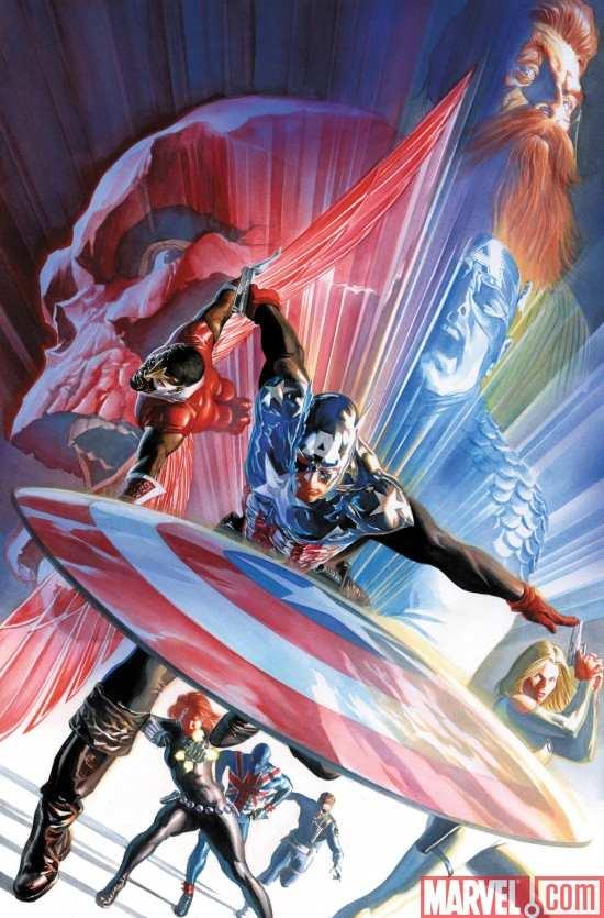 CA #600/Marvel