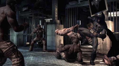 Batman reparte estopa...¿a la prensa?