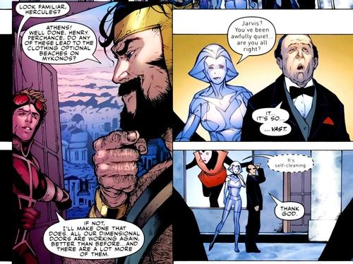 MA27/Marvel comics