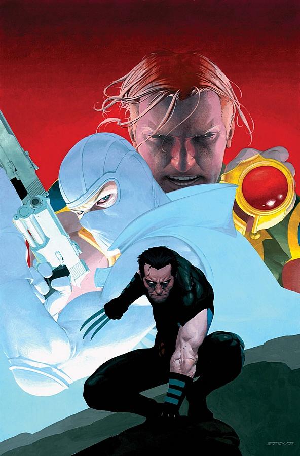 DR: The List - Wolverine/Esaad Ribic/Marvel